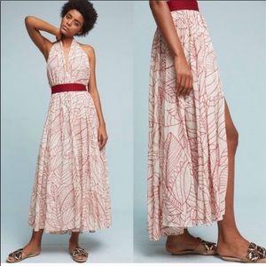 Anthropologie Lilka Samarkand Maxi Dress
